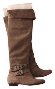BCBGeneration sand suede Boots