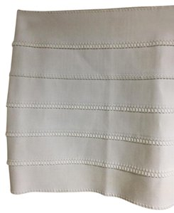 Pleasure Doing Business Bodycon Bandage Sexy Skirt Snow
