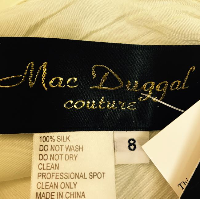 Mac Duggal Couture Dress Image 8