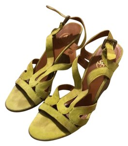 Ash Chartreuse/ yellow Sandals