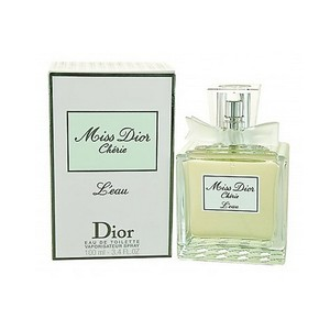 Dior Christian Dior Miss Cherie L'eau (green) 3.4oz New
