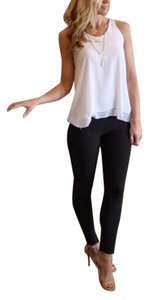 Fashion Envy Skinny Pants Black