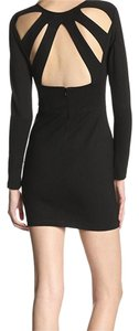 Parker Cut-out Long Sleeve Bodycon Sexy Dress