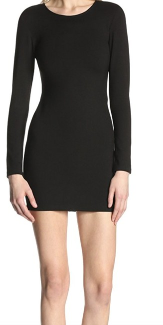 Parker Cut-out Long Sleeve Bodycon Sexy Dress Image 1