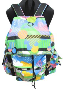 LeSportsac Weather Clouds Xl Backpack
