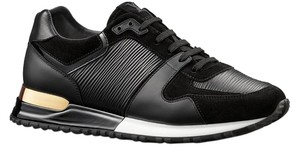 Louis Vuitton Sneaker Black Athletic