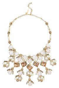 Kate Spade Kate Spade Baguette Statement Necklace NWT Limited Edition