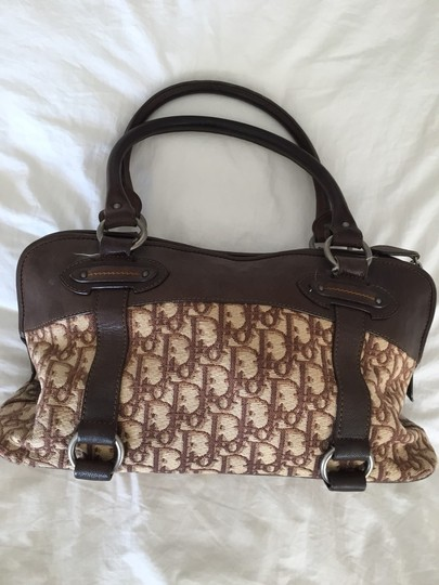 Dior bag and wallet Tote in Tan And Brown