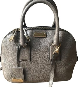 Burberry Satchel in Grey
