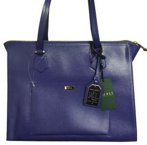 Ralph Lauren Satchel in Purple