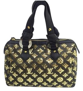 Louis Vuitton Lv Eclipse Speedy 28 Collection Tote in Monogram