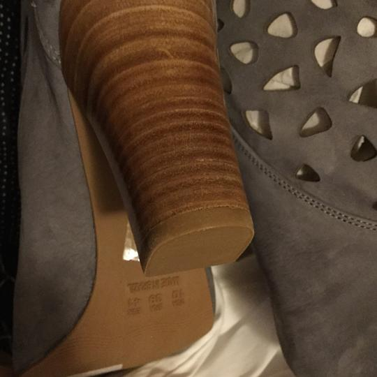 Anthropologie Gray Boots Image 2