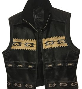 Bogner Bogner Leather Calfskin vest