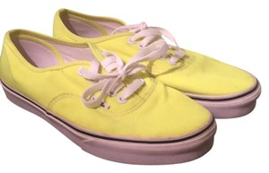 Vans Neon Yellow Athletic