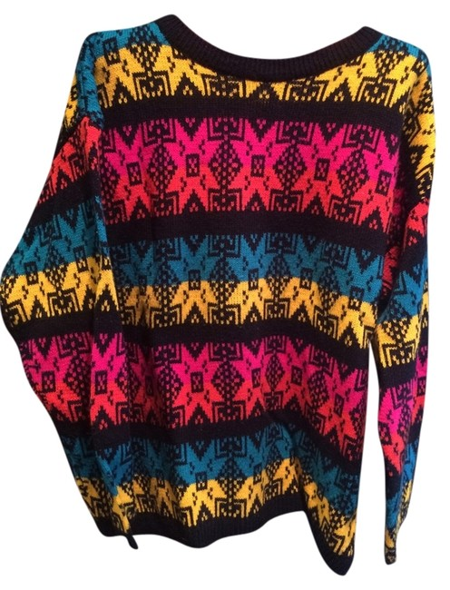 transformer Colorful Ugly Winter Sweater