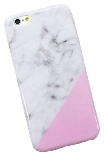 Preload https://img-static.tradesy.com/item/20092143/white-marble-pink-iphone-66s-case-cover-tech-accessory-0-1-540-540.jpg