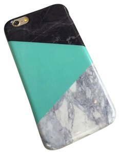 Other Green White Marble Iphone 6/6s PLUS Case