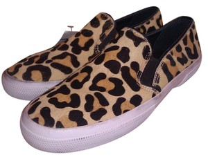 Kenneth Cole Reaction Leopard Flats