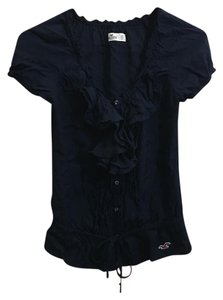 Hollister Top Navy