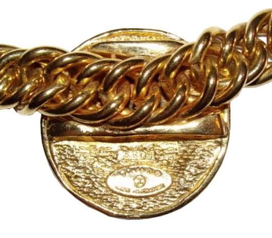 Chanel Chanel Address Coin Necklace Image 4