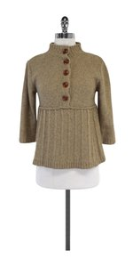 Lily McNeal Camel Hair Sweater