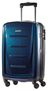 Samsonite Deep Blue Travel Bag