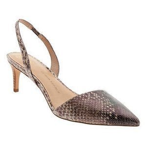 Banana Republic Snake Pumps