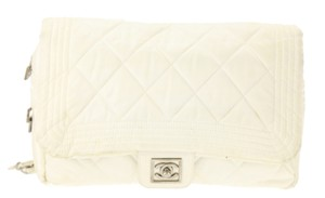 Chanel Flap Nylon Sportline Backpack