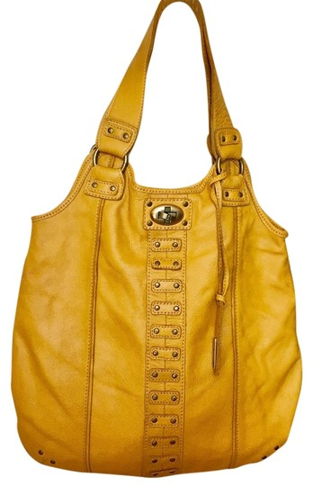 JOE'S Jeans Satchel in Mustard Image 0