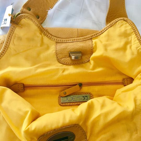 JOE'S Jeans Satchel in Mustard Image 2