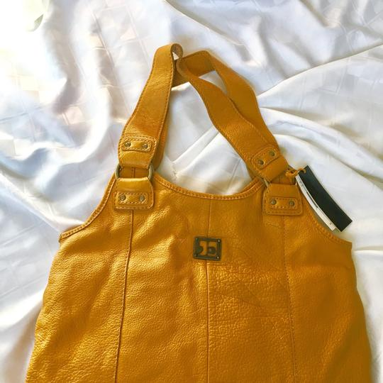 JOE'S Jeans Satchel in Mustard Image 3