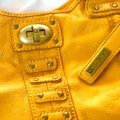 JOE'S Jeans Satchel in Mustard Image 4