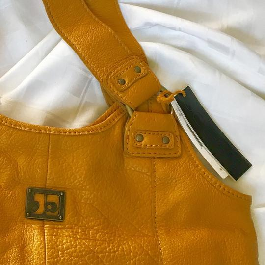JOE'S Jeans Satchel in Mustard Image 5