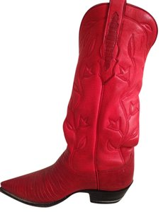 Other Red Boots