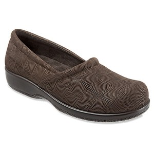 SoftWalk Accessories Nwt Brown Mules