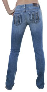 gridlock Straight Leg Jeans-Light Wash