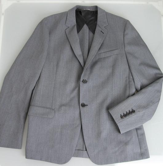 Gucci Gray New Men's Wool/ Mohair Coat Jacket Blazer Eu 50/ Us 40 295389 Groomsman Gift Image 4