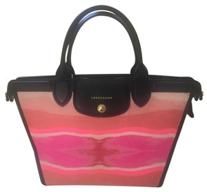Longchamp Satchel in Pink