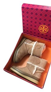 Tory Burch Beige Boots