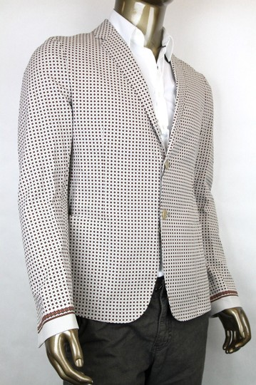 Gucci Beige New Men's Jacket Eu 46 / Us 36 342321 2281 Groomsman Gift Image 1