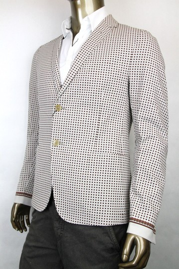 Gucci Beige New Men's Jacket Eu 46 / Us 36 342321 2281 Groomsman Gift Image 2