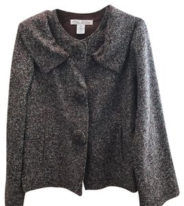 Oscar de la Renta Mixed tweed Blazer