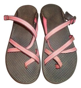 Chaco Pink Sandals