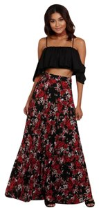 Multi Floral (Long Skirt) Maxi Dress by Windsor