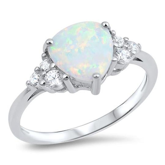 Preload https://img-static.tradesy.com/item/20094227/925-white-unique-opal-and-sapphire-cocktail-size-9-ring-0-0-540-540.jpg
