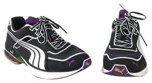 Puma Black/Purple Athletic