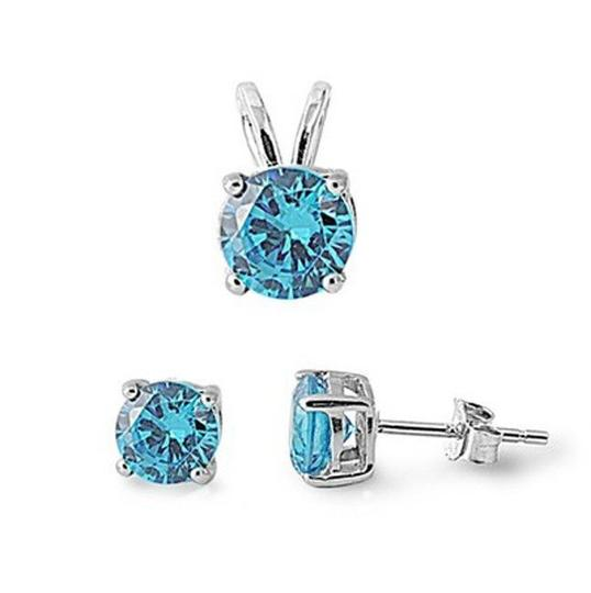 Preload https://img-static.tradesy.com/item/20094331/925-blue-topaz-and-pendant-set-with-free-chain-earrings-0-0-540-540.jpg
