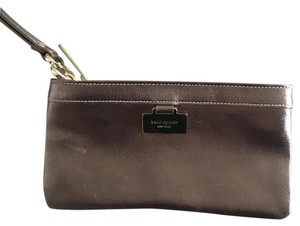 Kate Spade Wristlet in Brown