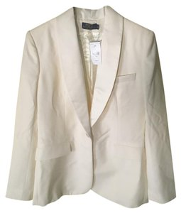 Polo Ralph Lauren Cream Blazer