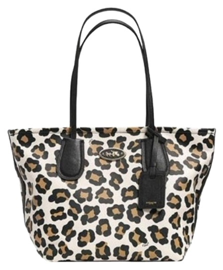 Coach Tote in Multi Image 0